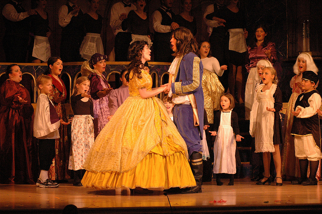 Beauty and the Beast 2007
