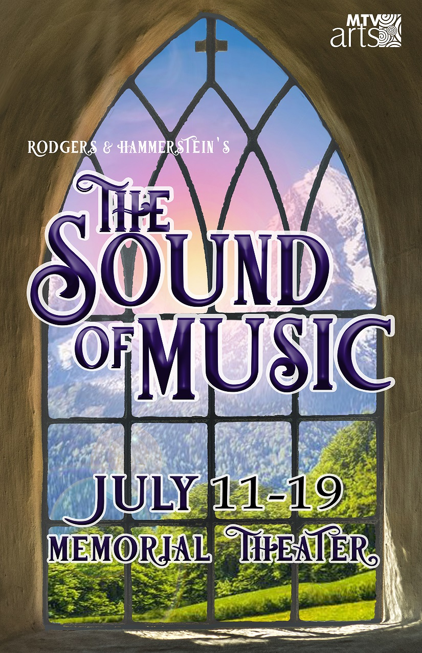 Sound of Music Poster Small
