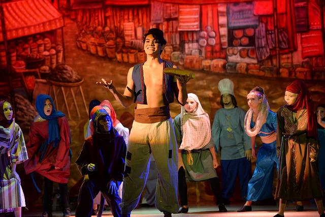 Aladdin Jr (2015) - MTVarts